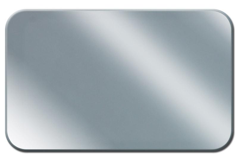 Custom Rounded Corners Mirror Glass By Elite Custom Glass